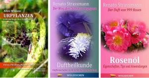 - Urpflanzen - Duftheilkunde - Rosenöl   Renato Strassmann